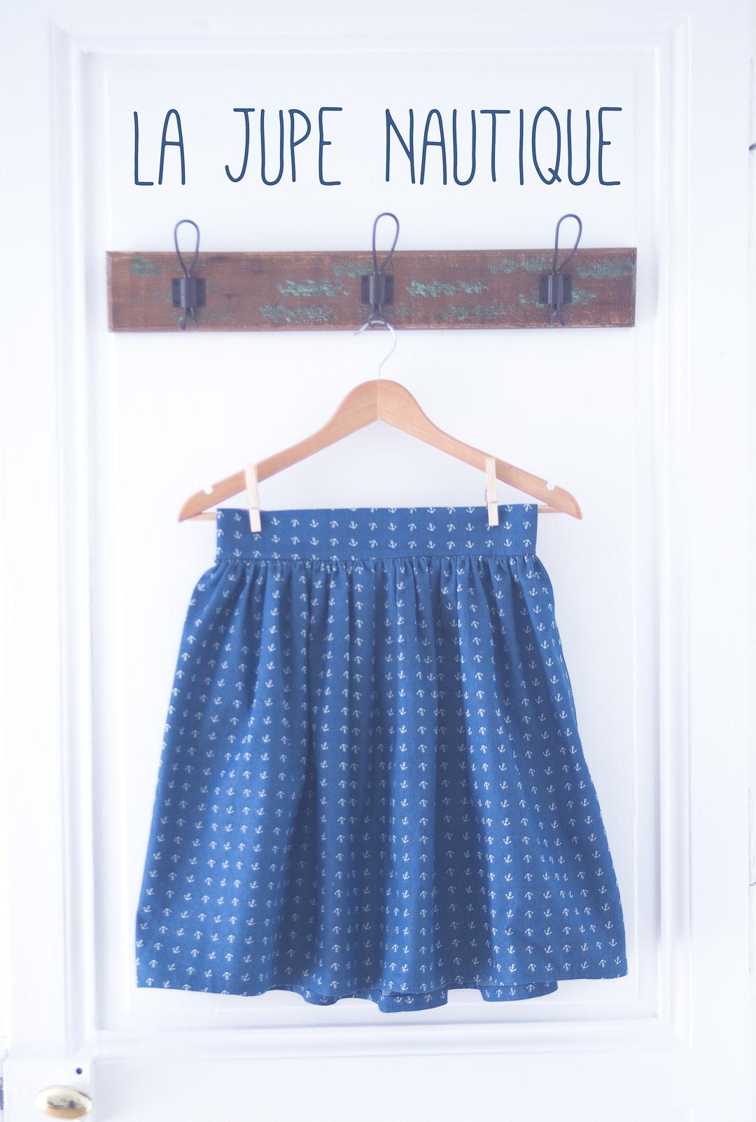 Maison et travaux n 5 la jupe nautique la muse au placard for Magazine maison et travaux