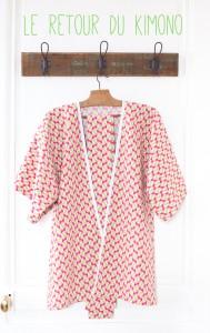 Maison et travaux n°7 – Le retour du kimono