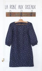 Maison et travaux n°10 – La robe aux oiseaux
