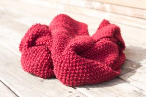 Maison et travaux n°28 – L'écharpe rouge