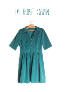 Maison et travaux n°32 – La robe sapin