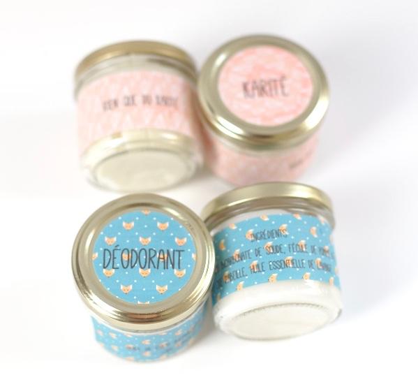 Connu Une box de produits cosmétiques maison | La muse au placard FQ36