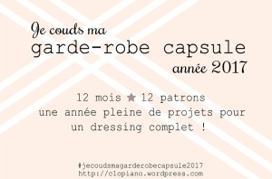 Une garde-robe capsule pour 2017