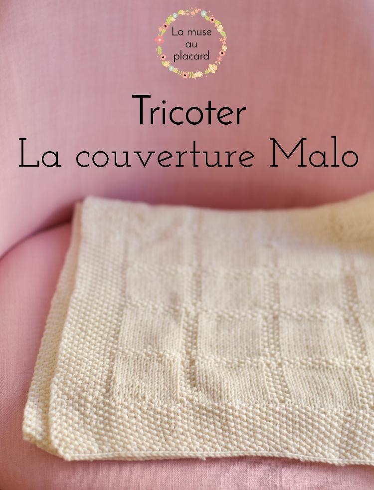 Titre tutoriel tricot Malo