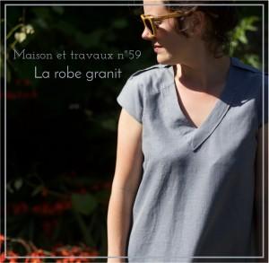 Maison et travaux n°59 – La robe granit
