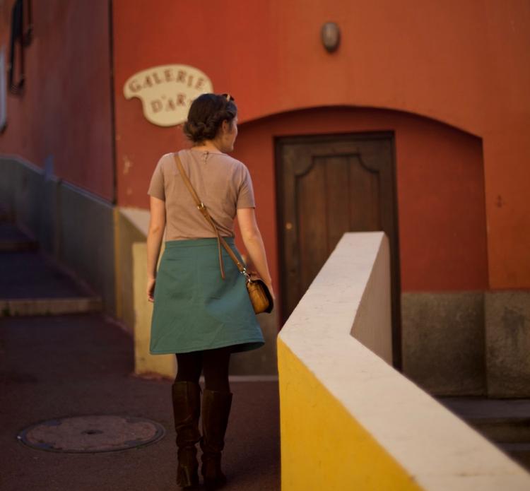 La muse au placard - Pauline Alice - Rosari skirt 1