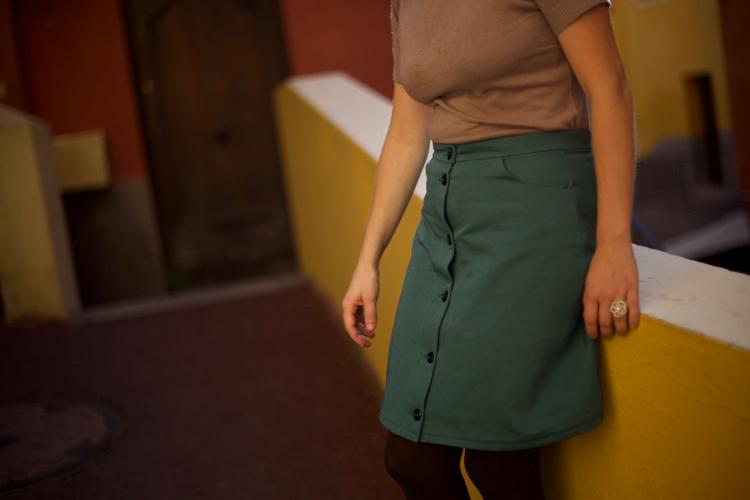 La muse au placard - Pauline Alice - Rosari skirt 3