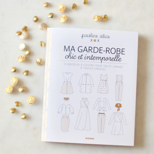 Ma garde-robe chic et intemporelle de Pauline Alice