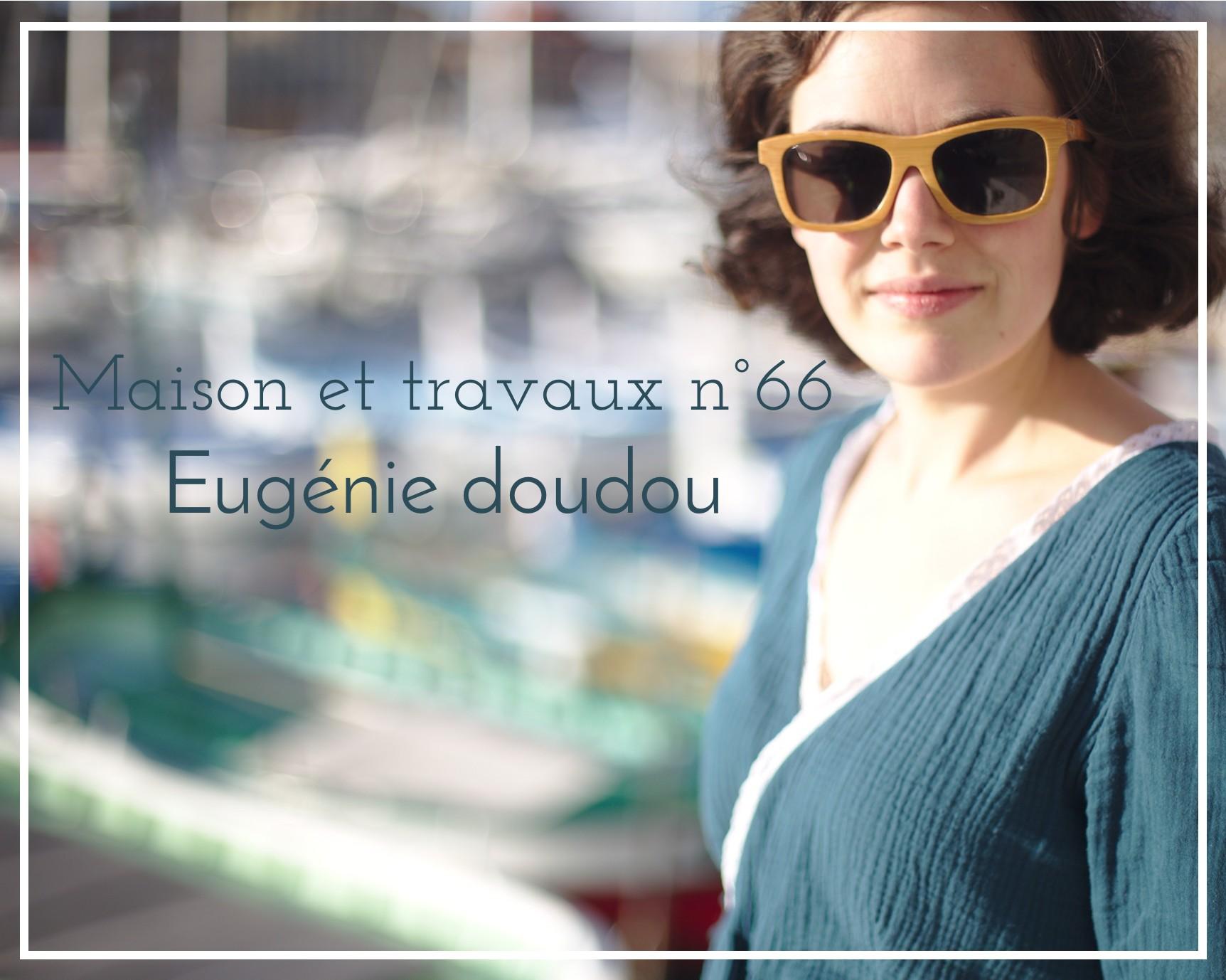 La muse au placard - blouse Eugénie - Atelier Scämmit