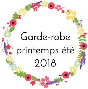 Couture – Mes projets pour le printemps et l'été