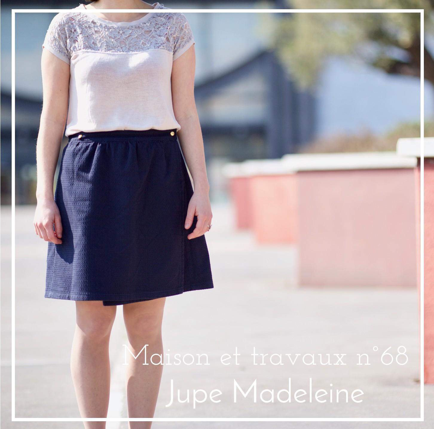 Maison et travaux - Jupe Madeleine - République du Chiffon