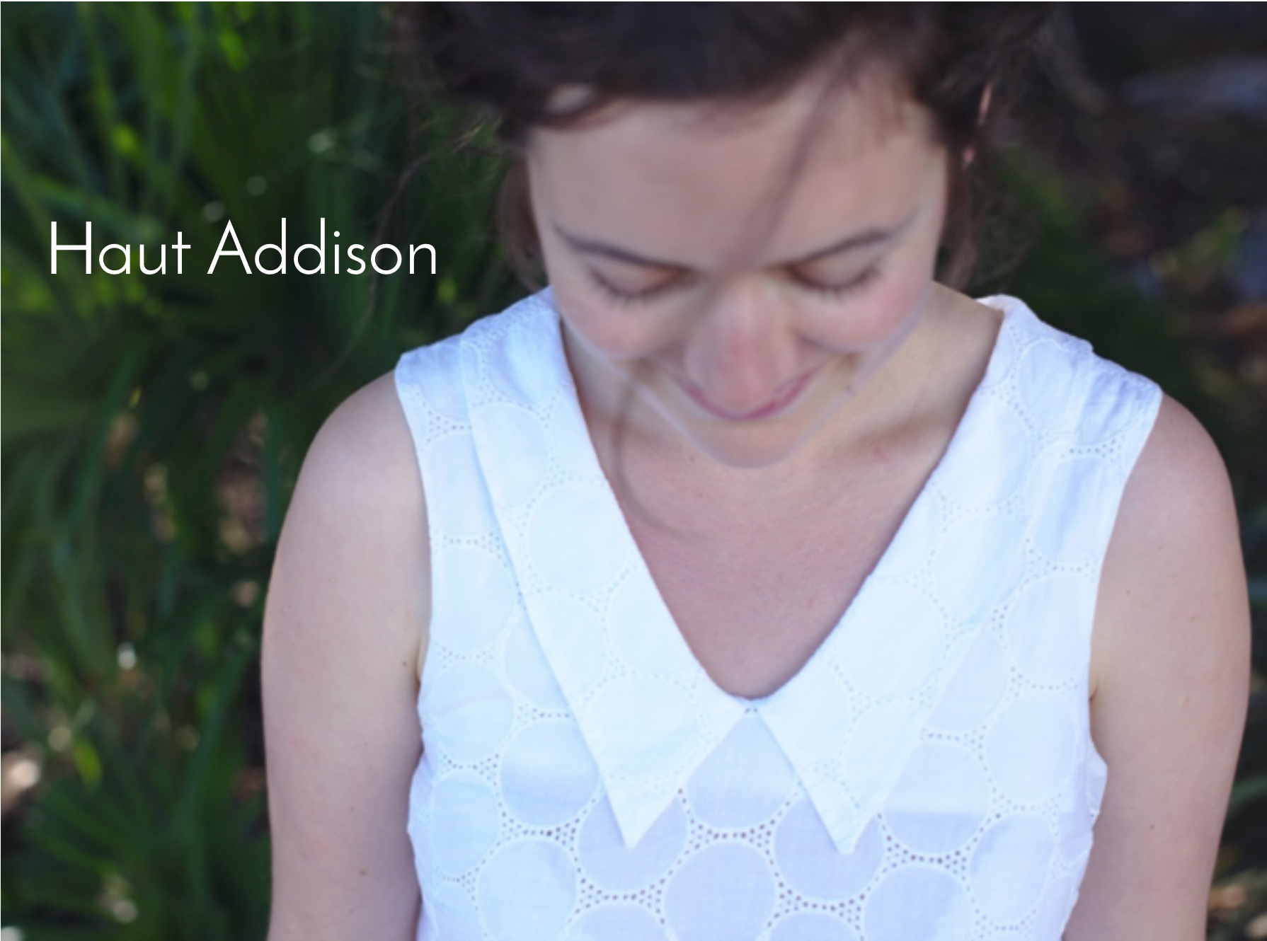 Seamwork Magazine - Addison top
