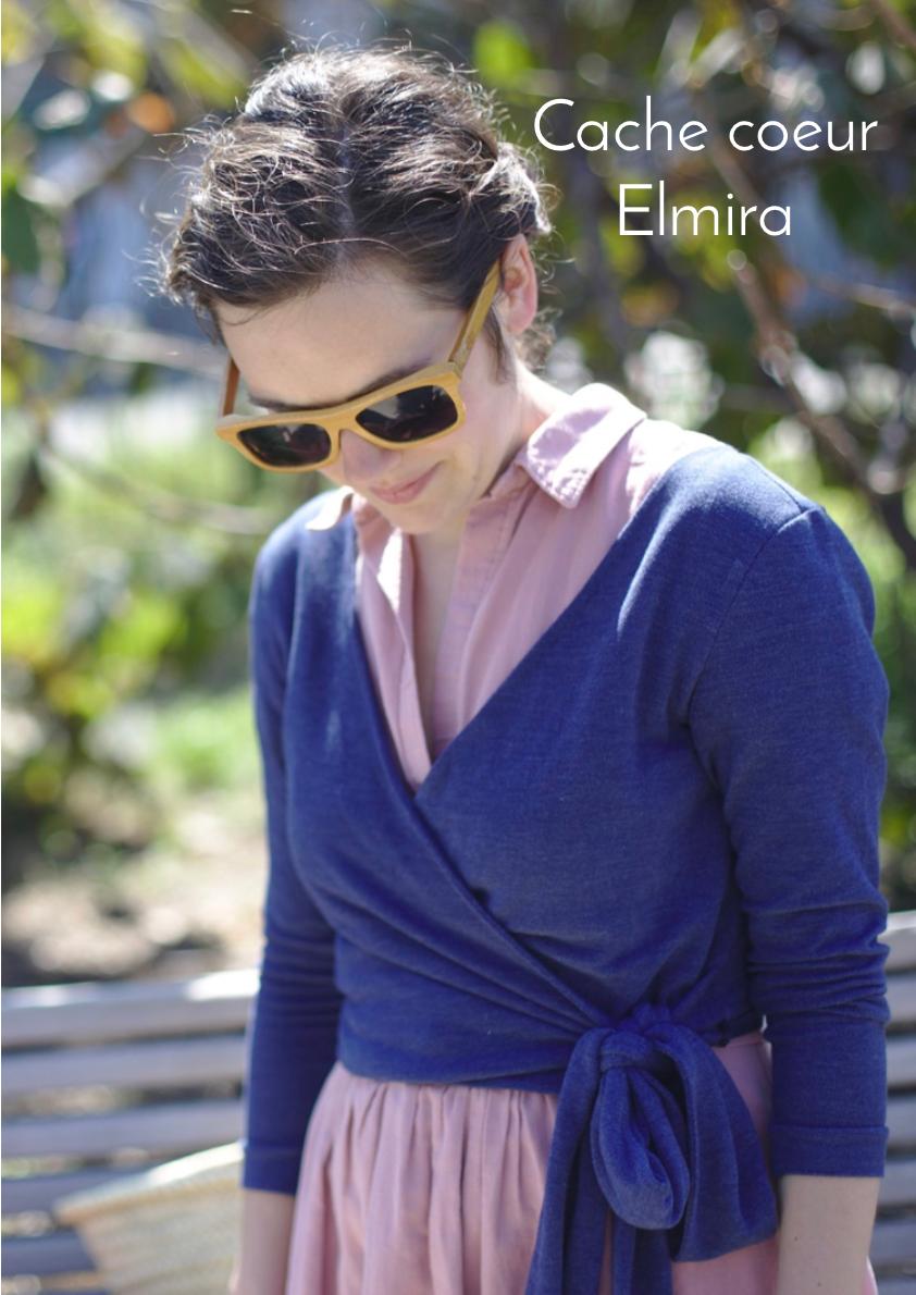 Seamwork Magazine - Elmira top