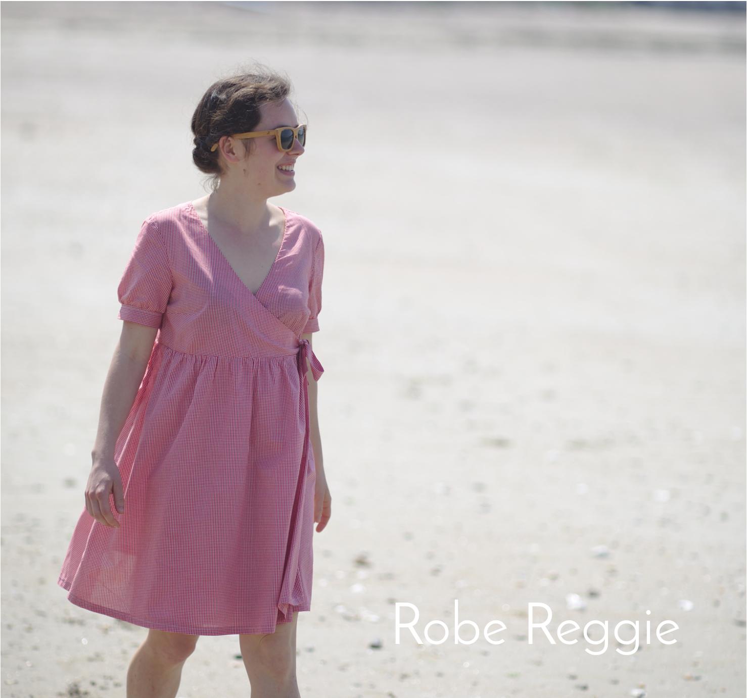 Seamwork magazine - Reggie dress