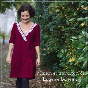 Maison et travaux n°81 – Eugénie Bohème