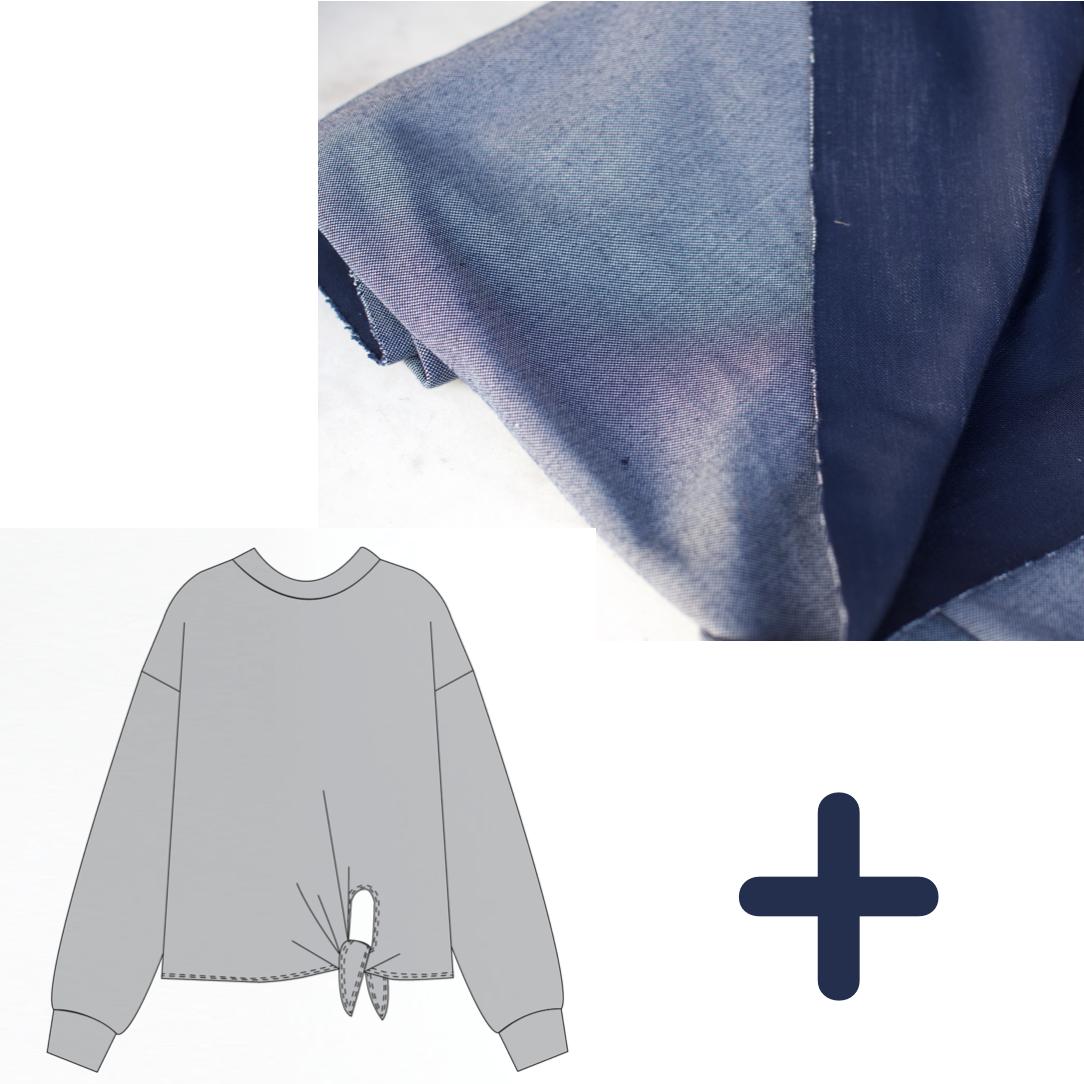 Jarah sweater - Megan Nielsen