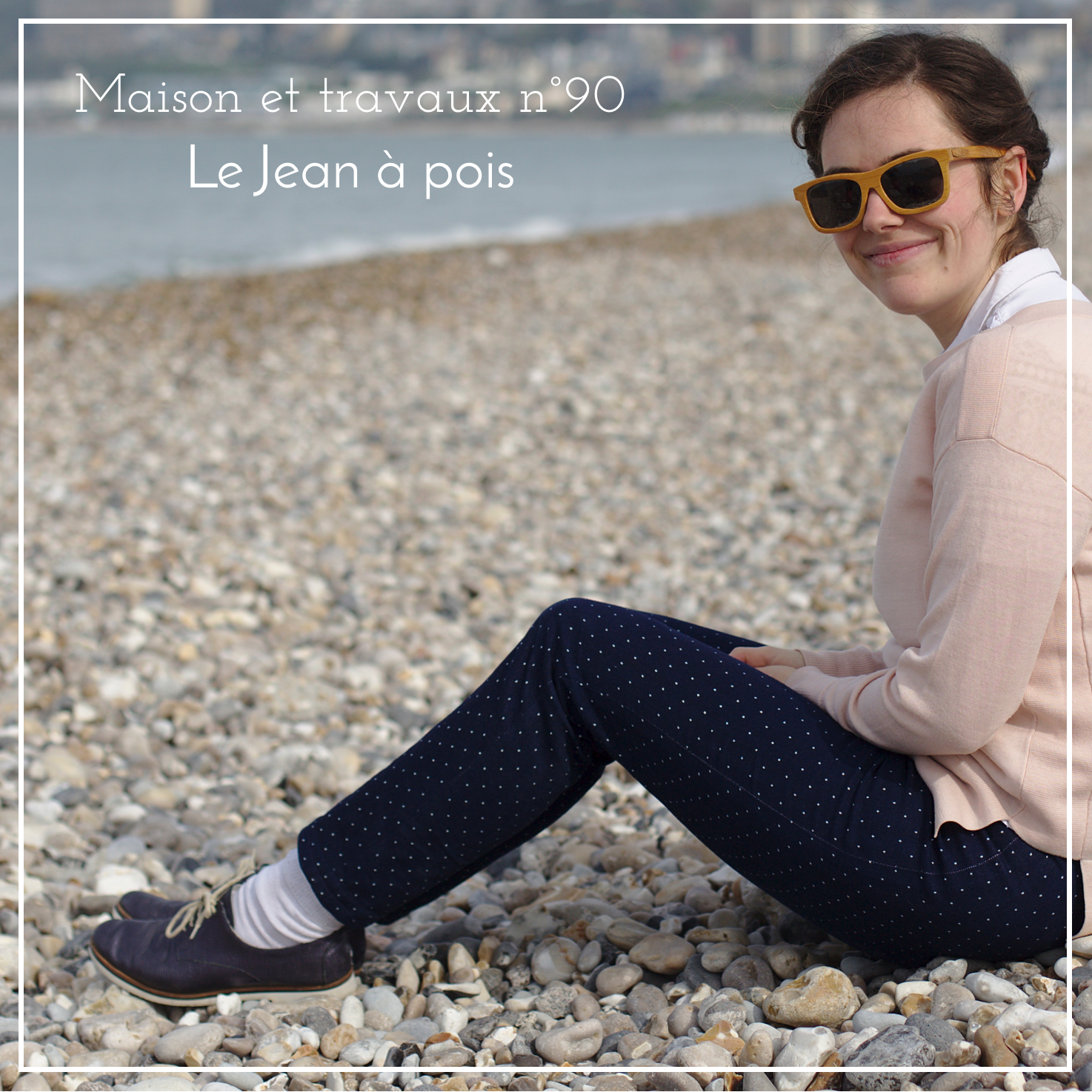 Maison et travaux - Ultimate trousers - Sew Over It - Jean Pretty mercerie