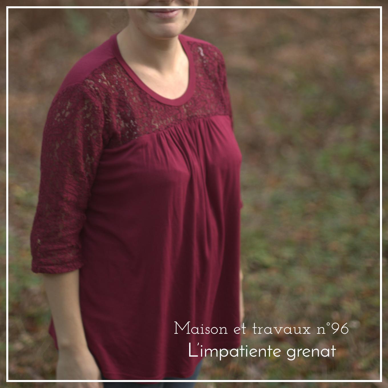 Mlm patrons - L'impatiente - Pretty Mercerie